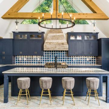 Henry Kim Photography - Essence Whimsy Sapphire Kitchen