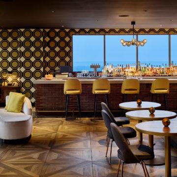 ALTO Bar at the MC Hotel Montclair New Jersey Mid Century Modern