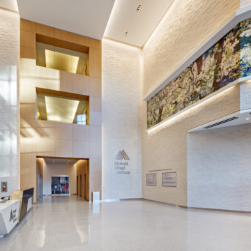 Mount Sinai Union Square designed by Studio A + T Architects. Photo by Ben Gancsos Photography.
